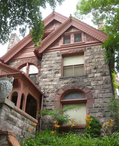 The Molly Brown House, Denver